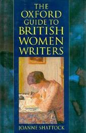 The Oxford Guide to British Women Writers 517783