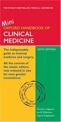 The Oxford Handbook of Clinical Medicine: Mini Edition 9780198570714