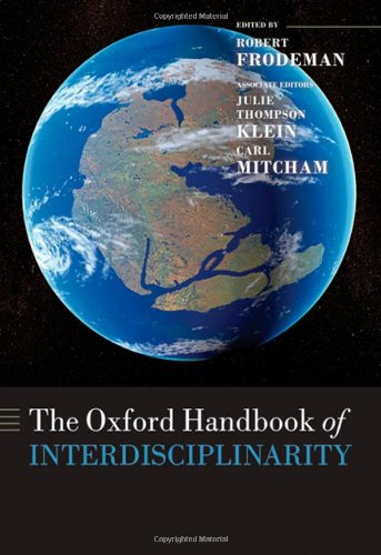 The Oxford Handbook of Interdisciplinarity 9780199236916