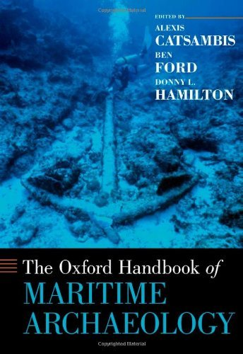 The Oxford Handbook of Maritime Archaeology 9780195375176