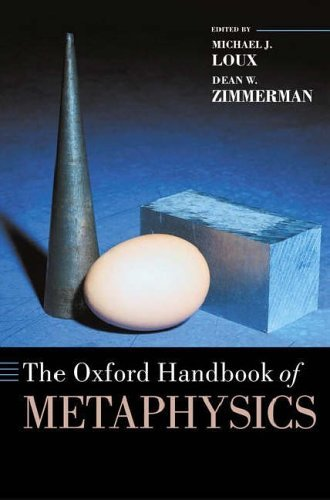 The Oxford Handbook of Metaphysics 9780199284221