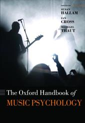 The Oxford Handbook of Music Psychology 582494