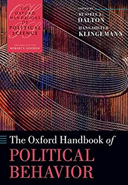 The Oxford Handbook of Political Behavior 9780199566013