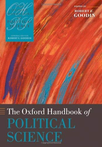 The Oxford Handbook of Political Science 9780199562954