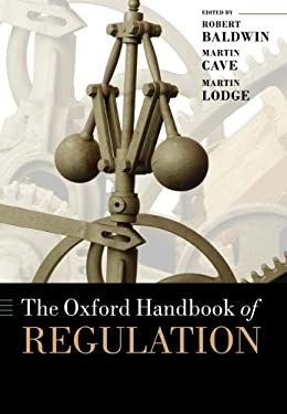 The Oxford Handbook of Regulation 9780199655885