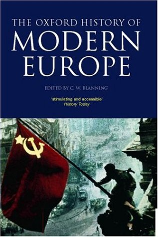 The Oxford History of Modern Europe 9780192853714