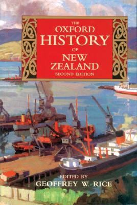 The Oxford History of New Zealand 9780195582574