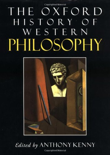 The Oxford History of Western Philosophy 9780198242789