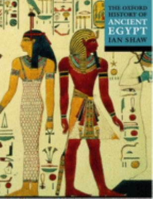 The Oxford Illustrated History of Ancient Egypt 9780192802934