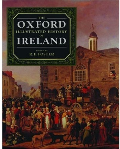 The Oxford Illustrated History of Ireland 9780192852458