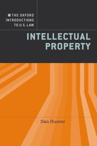Intellectual Property 9780195340600