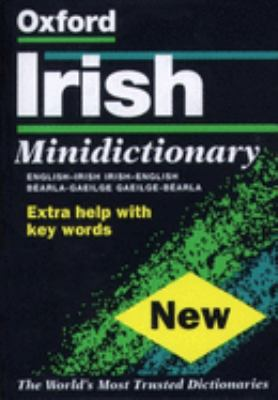 The Oxford Irish Minidictionary 9780198602279