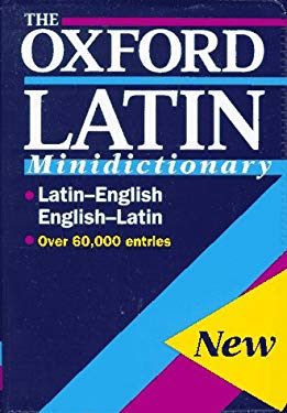 The Oxford Latin Minidictionary 9780198642251