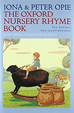 The Oxford Nursery Rhyme Book 9780198691129