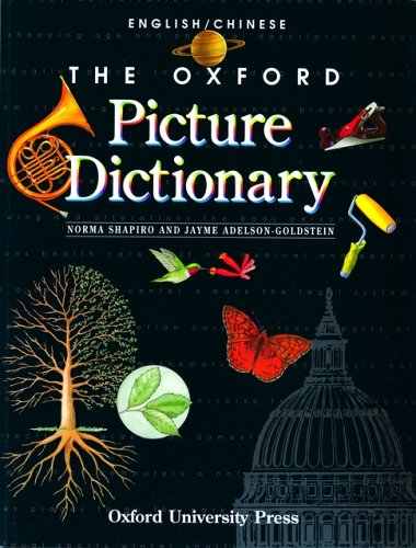 The Oxford Picture Dictionary English/Chinese: English-Chinese Edition 9780194351898