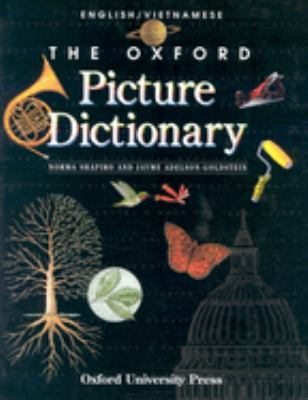 The Oxford Picture Dictionary: English-Vietnamese 9780194352031