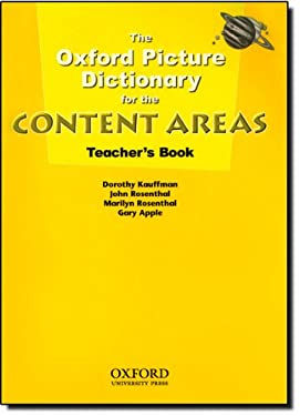 The Oxford Picture Dictionary for the Content Areas 9780194343404