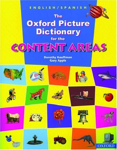 The Oxford Picture Dictionary for the Content Areas 9780194361538