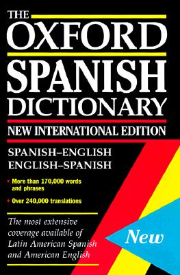 The Oxford Spanish Dictionary 9780198645238