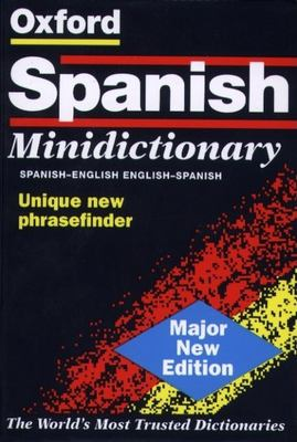 The Oxford Spanish Minidictionary 9780198602316