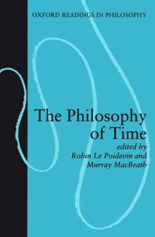 The Philosophy of Time 9780198239994