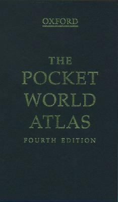 The Pocket World Atlas 9780195219517
