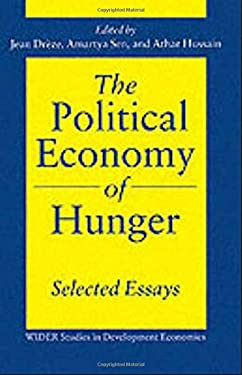 The Political Economy of Hunger: Volume 3: Endemic Hunger 9780198286370