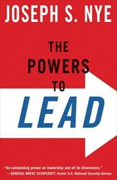 The Powers to Lead