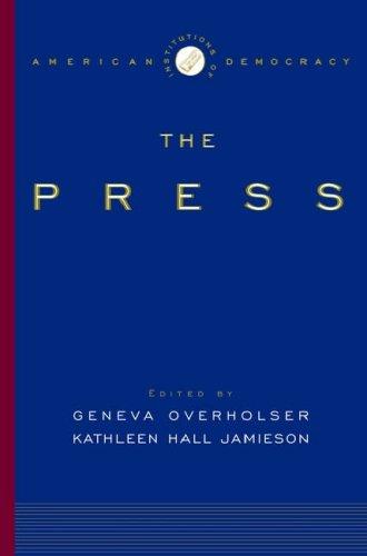 The Press 9780195309140