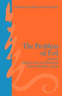 The Problem of Evil 9780198248668