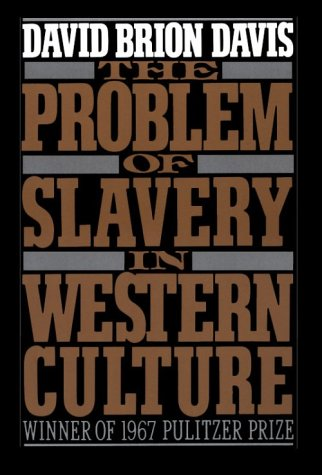 the problem of slavery in western culture essay The white english settlers knew nothing of any other culture people were thought to be white or christian, anything else was 'uncivilized' slavery served for two purposes a labor system and racial control in a white country.