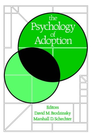 The Psychology of Adoption 9780195082739