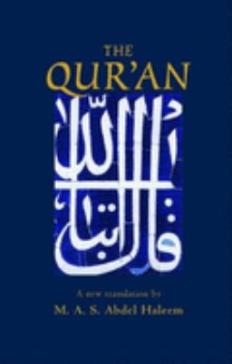 The Qur'an: A New Translation 9780192805485