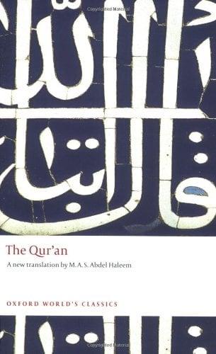 The Qur'an 9780199535958