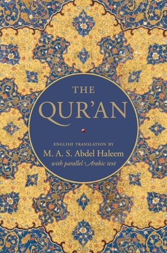 The Qur'an: English Translation and Parallel Arabic Text 9780199570713
