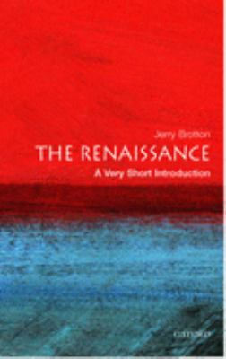 The Renaissance: A Very Short Introduction 9780192801630