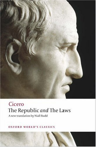 The Republic and the Laws 9780199540112