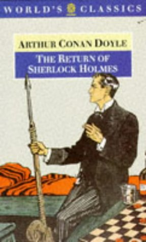 The Return of Sherlock Holmes 9780192823762