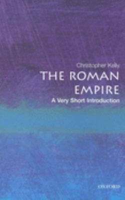 The Roman Empire: A Very Short Introduction 9780192803917