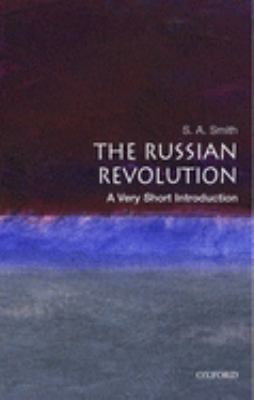 The Russian Revolution: A Very Short Introduction 9780192853950