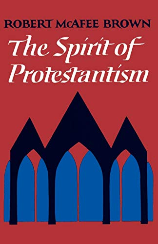 The Spirit of Protestantism 9780195007244