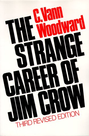 the strange career of jim crow book review The strange career of jim crow has 2,402 ratings and 121 reviews thing two said: excellentdid you know there was a period after the civil war ended w.