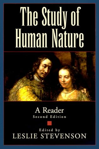 The Study of Human Nature: A Reader 9780195127157