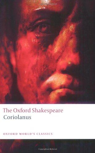 The Tragedy of Coriolanus 9780199535804