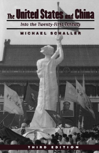 The United States and China: Into the Twenty-First Century 9780195137590
