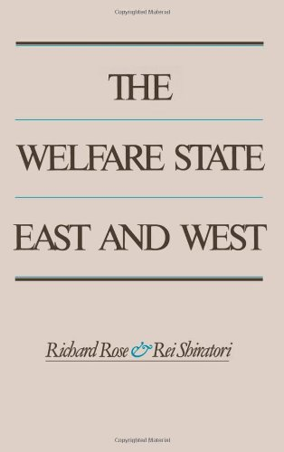 The Welfare State East and West 9780195039566