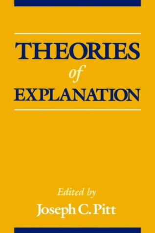 Theories of Explanation 9780195049718