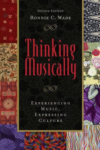 Thinking Musically: Experiencing Music, Expressing Culture [With 2 CDs] 9780195341911
