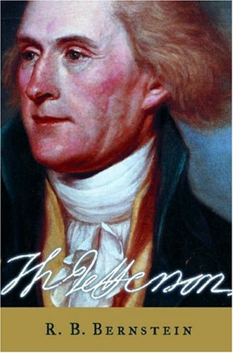 Thomas Jefferson 9780195181302