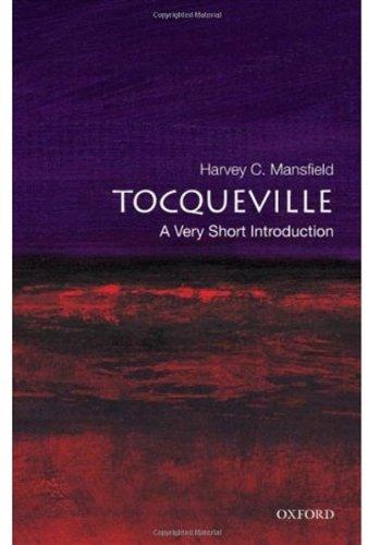 Tocqueville 9780195175394